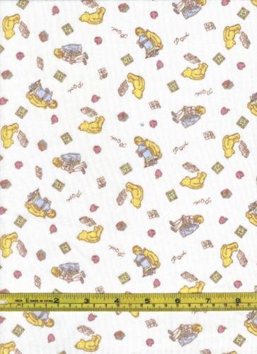 Classic Winnie The Pooh Fabric Ebay