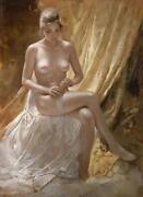 Oil Painting Woman