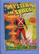 Mystery in Space Comics