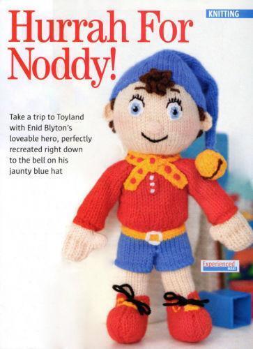 Noddy Knitting Pattern Ebay