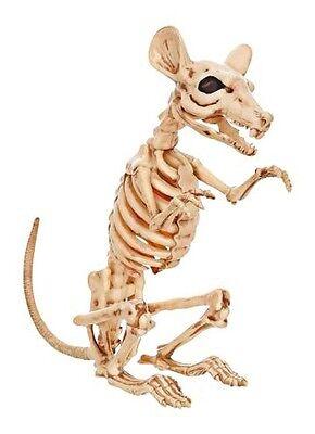 Crazy Bonez Bones BIG Skeleton Rat Mouse Halloween Prop  BRAND NEW  - Make Halloween Bones