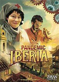 Pandemic Iberia - New Sealed
