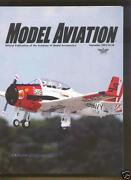 Model Aviation Magazine
