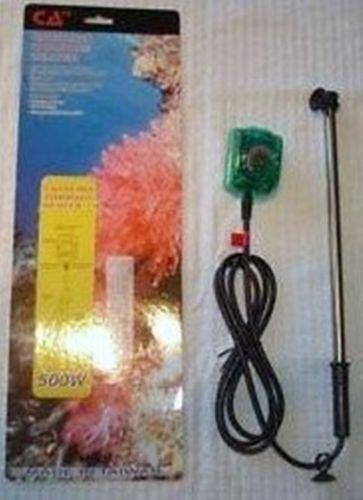 500 Watt Aquarium Heater Ebay