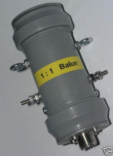 Wie kann ich einen Balun bis 100 Watt selber bauen?