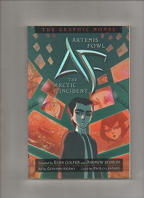 Artemis Fowl  The Arctic Incident   Graphic Novel    Grade 9 2  2009