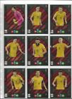 World Cup Australia Set Soccer Trading Cards
