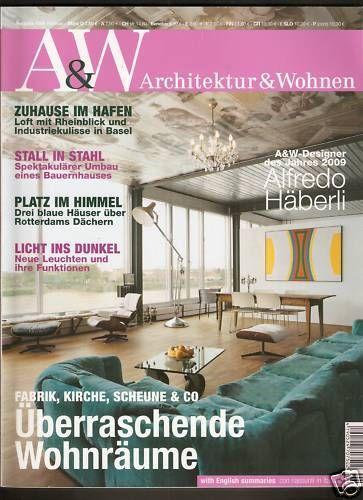 architektur und wohnen zeitschriften günstig online kaufen bei ebay - Architektur Und Wohnen
