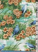 State Bird Fabric