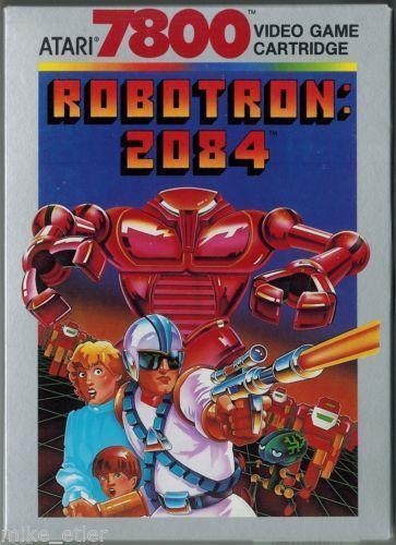 robotron 2084  video games  u0026 consoles