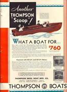Thompson Boat