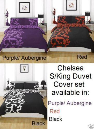 Super King Size Duvet Cover Pink Ebay