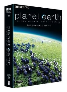 Planet Earth-5 dvd box set-Very good condition +  VHS-$10 lot