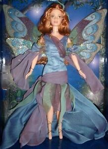 Fairy of the forest Barbie