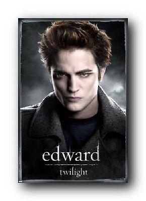 Neca Twilight Robert Pattinson Edward Poster New 22X34 Free Shipping
