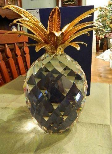 Pineapple Figurine Ebay