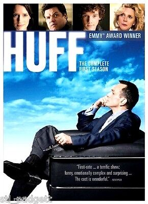 Huff   The Complete First Season New 4 Disc Set Buy 2 Items  Get  2 Off