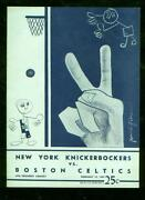 New York Knicks Programs