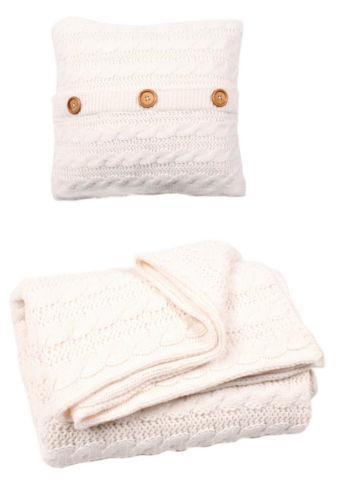 Knitted Cushion Ebay