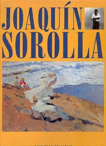 Joaquin Sorolla by Pons, Sorolla Blanca Hardback Book The Fast Free Shipping