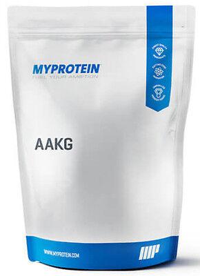 Alpha-ketoglutarat Pulver (500g MyProtein Arginin Alpha Ketoglutarat 0,5kg AAKG N0 Booster Pulver Arginine)