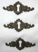 Antique Escutcheon