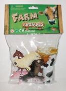 Plastic Farm Animals