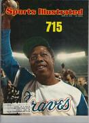 Hank Aaron Sports Illustrated