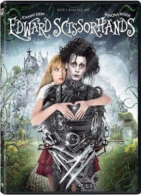 Edward Scissorhands: 25th Anniversary [New DVD] Anniversary Edition, Digitally