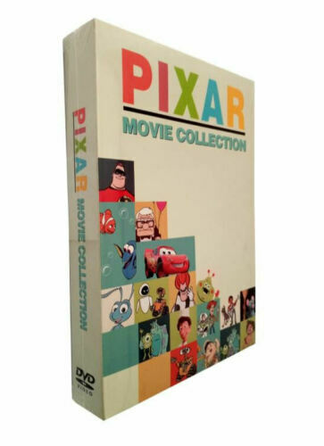 Walt Disney 22 Pixar Movie Collection Lot DVD 11-Disc Region 1 US Free shipping