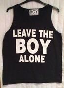 Boy London Vest