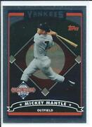 Mickey Mantle Silver