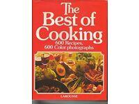 Book: Best of Cooking (Hardback)