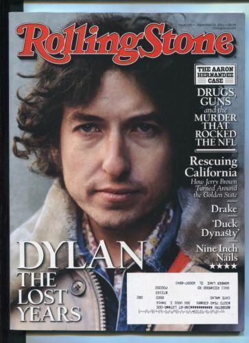 Rolling Stone Magazine Bob Dylan Ebay