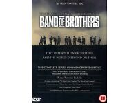 Brand New & Unopened - Band Of Brothers - Complete Commemorative Gift Set (6 DVD Disc Box Set)