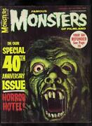 Famous Monsters 40