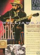 Hank Williams Jr Poster