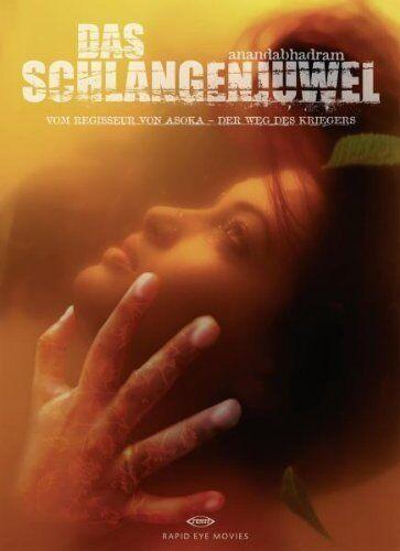 Anandabhadram - Das Schlangenjuwel - Bollywood DVD NEU + OVP!