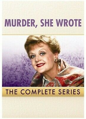 Murder, She Wrote: The Complete Series [New DVD] Oversize Item Spilt,