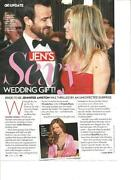 Jennifer Aniston Clippings