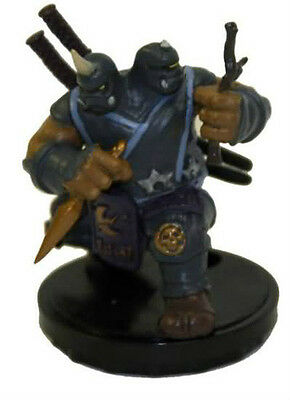 WOW WARCRAFT MINIATURES SPOILS MINI RARE : DAGG'UM TY'GOR