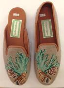 Needlepoint Shoes
