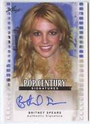 Britney Spears Card