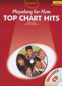Guest Spot: Top Chart Hits - Flute by Music Sales Ltd-9781780388885-G009