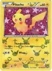 RARE Pikachu Card
