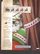 Santa Counted Cross Stitch Patterns