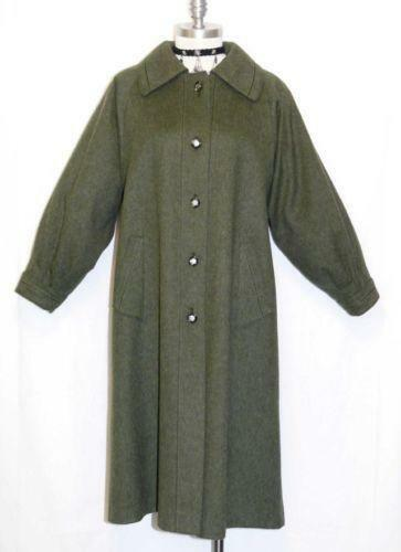 Loden Coat Women Ebay