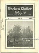 Kitchen Klatter