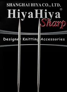 HiyaHiya-SHARP-32-Stainless-Steel-Circular-Knitting-Needles-Choose-Size