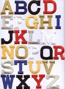 Alphabet Patches